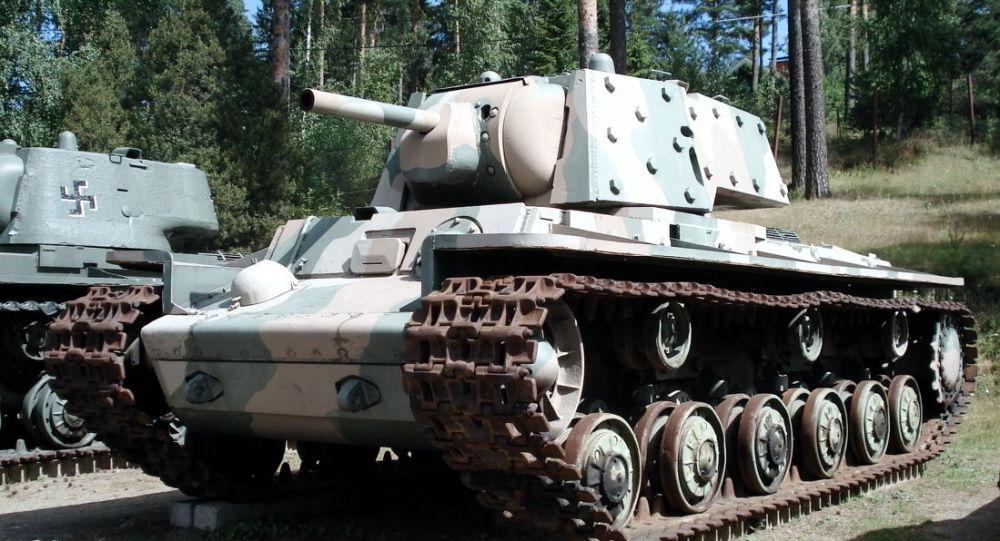 Tank KV