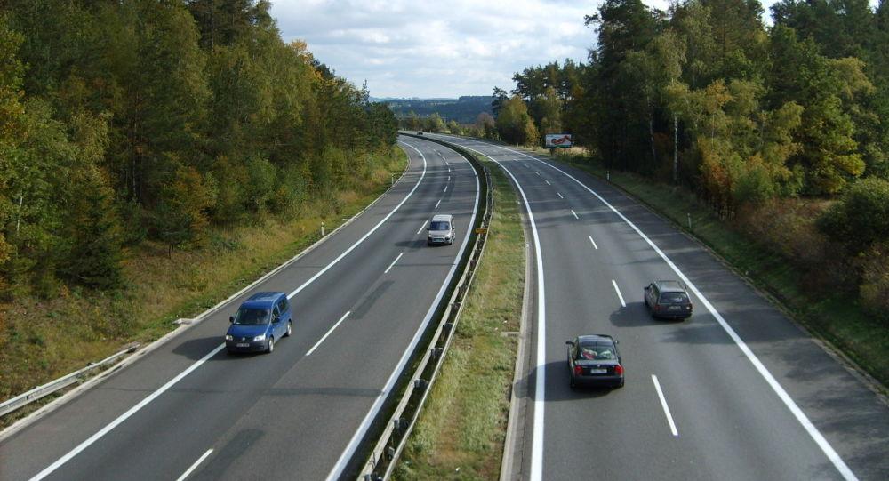 Dálnice D1. Ilustrační foto