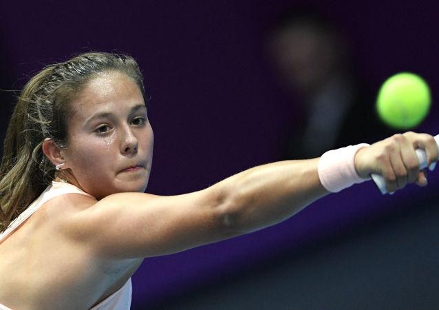 Ruská tenistka Darja Kasatkinová