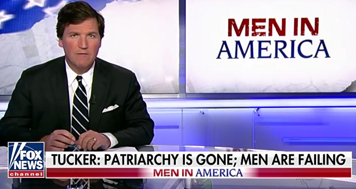 Fox News: V USA se potlačování mužů stalo statní politikou