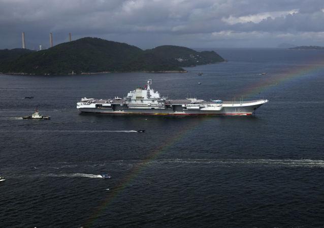 Čínská letadlová loď Liaoning