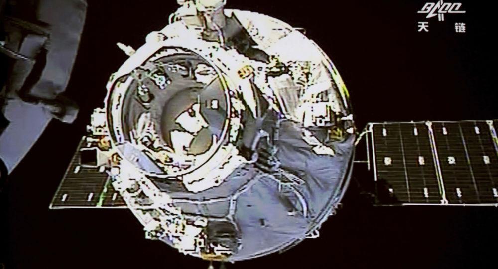 Čínská vesmírná stanice