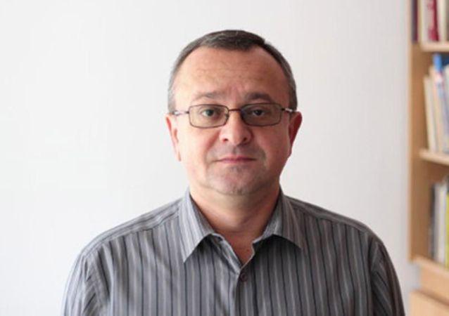 Šéf Slovenské společnosti pro zahraniční politiku Alexander Duleba