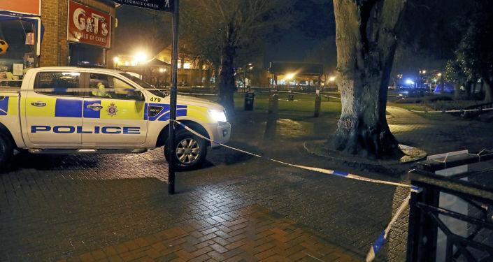 Policie v Salisbury