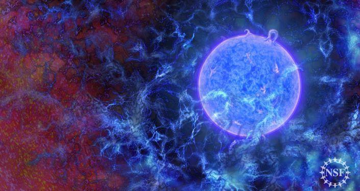 Hvězdy ve vesmíru