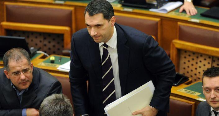 Vedoucí premiérské kanceláře Maďarska János Lázar