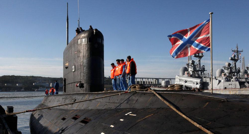 Ponorka projektu 636 Varšavjanka