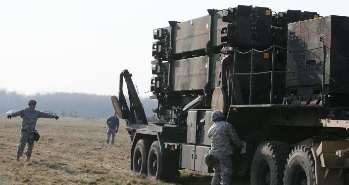 Komplex MIM-104 Patriot