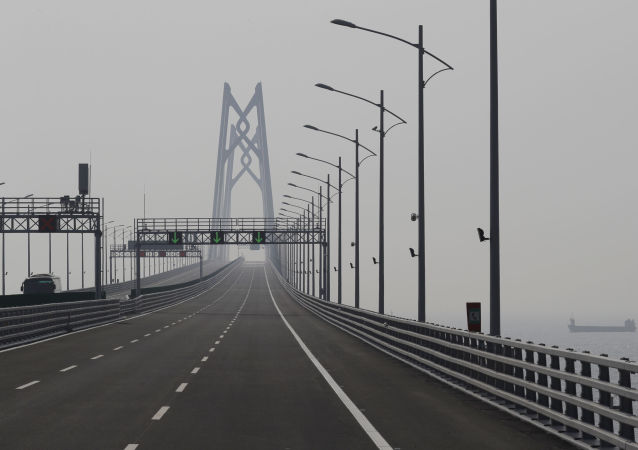 Most Hong Kong-Zhuhai-Macao