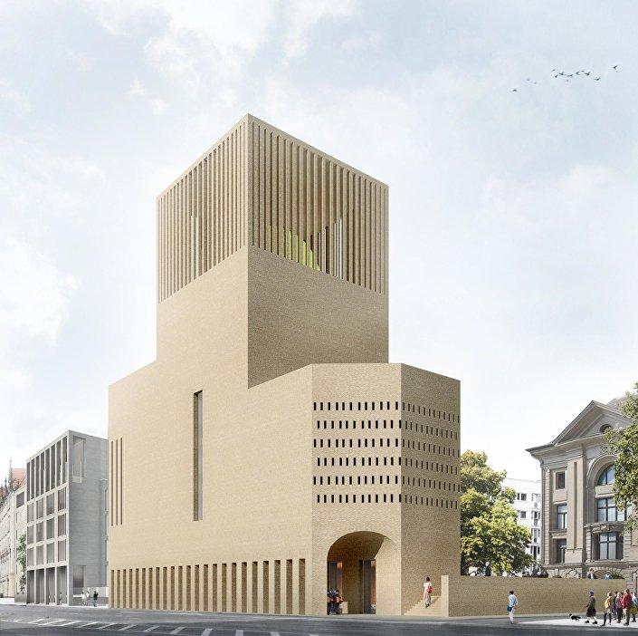 Projekt House of One v Berlíně