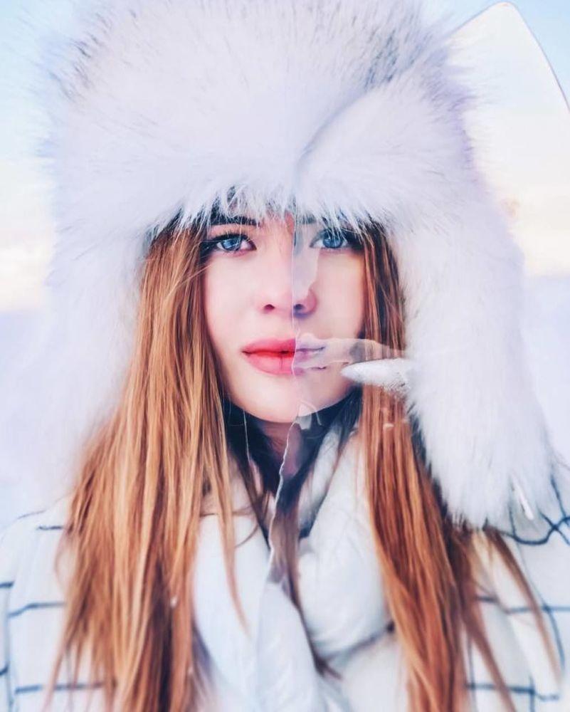 Ledové království: zamrzlé jezero Bajkal
