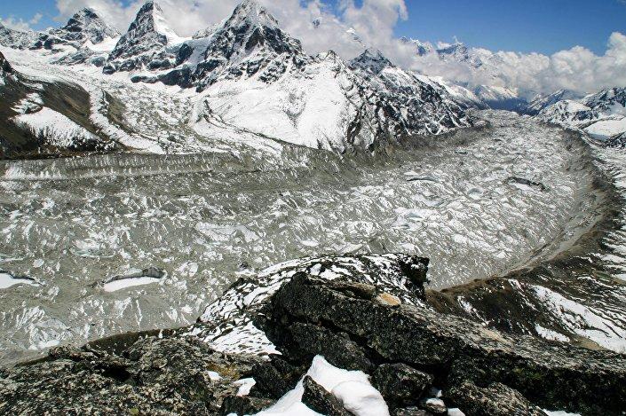 Ledovec Ngozumpa