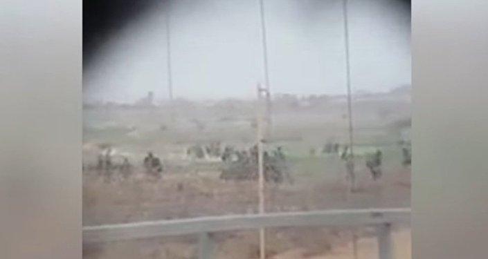 Izrael potvrdil, že video střelby odstřelovače na neozbrojeného Palestince je pravé