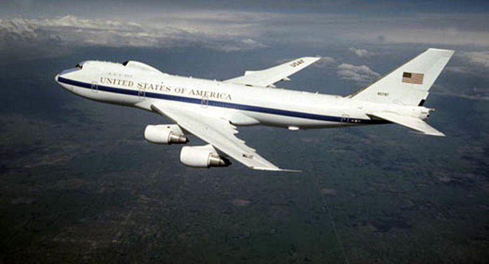 Boeing E-4B Nightwatch