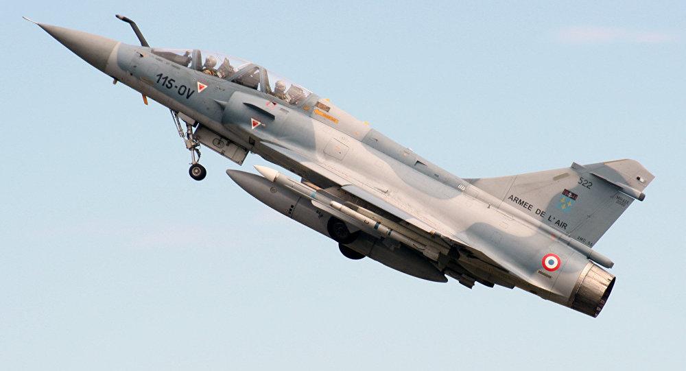 Stíhací letoun Mirage 2000