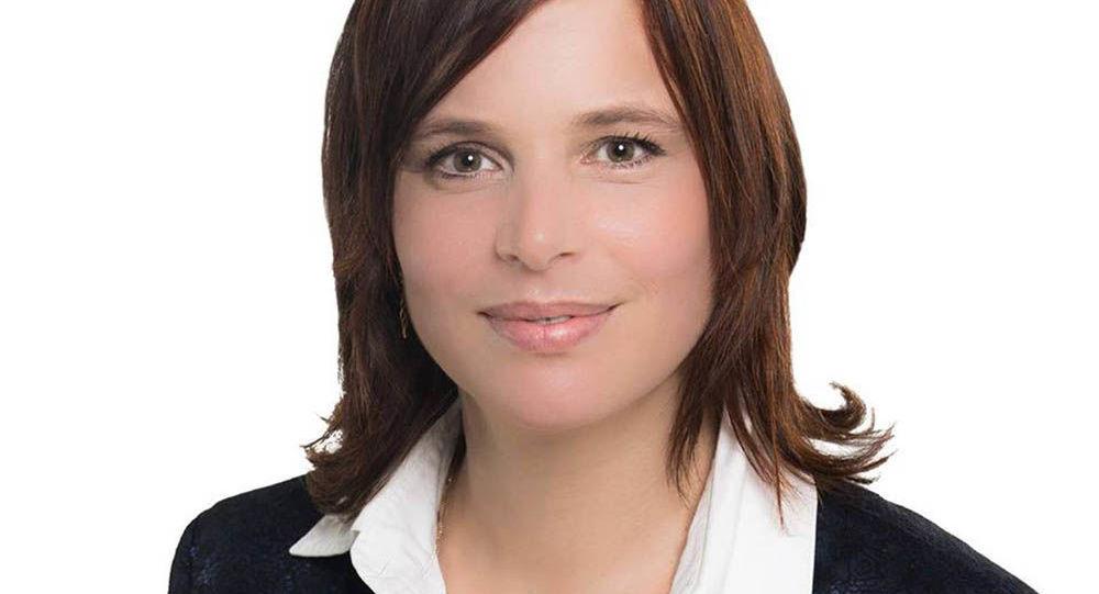 Místopředsedkyně poslaneckého klubu OĽaNO Veronika Remišová