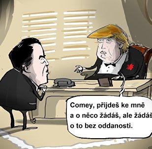 Kmotřenec Trumpa