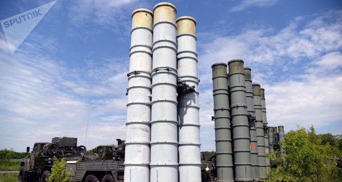 Komplexy protivzdušné obrany S-300. Archivní foto