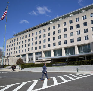 Budova MZV USA