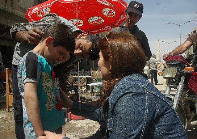 Mustafa z města Dúmá
