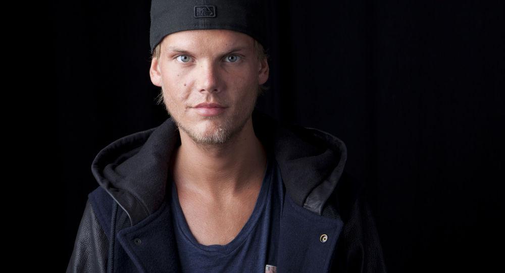 Švédský DJ a producent Tim Bergling (Avicii)