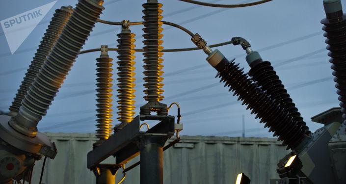 Zařízení na elektrárně