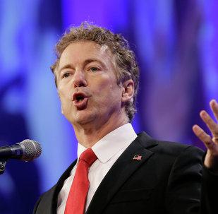 Americký senátor za Demokratickou stranu Rand Paul