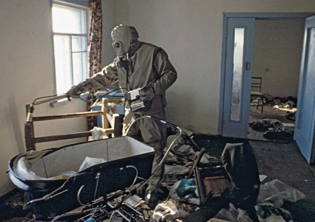 Tajemství Černobylu stále lákají. Černobyl po 30. letech