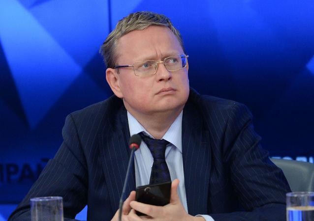 Michail Děljagin, ředitel Institutu problémů globalizace