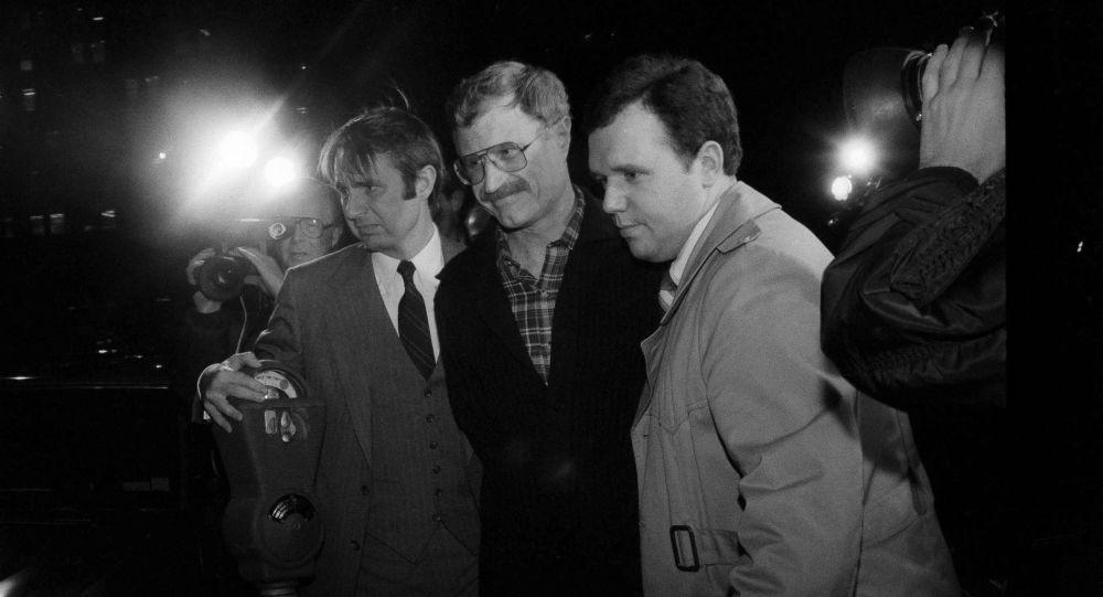 Československý rozvědčík Karel Köcher