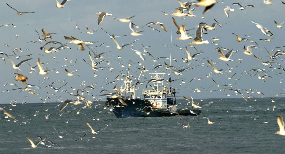 Rybářská loď