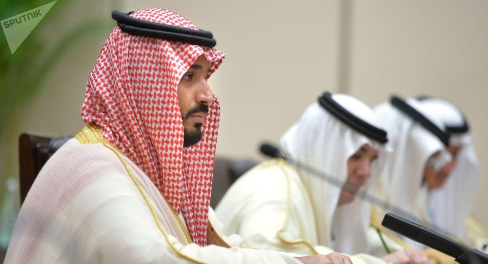 Saúdský korunní princ Mohamed bin Salmán