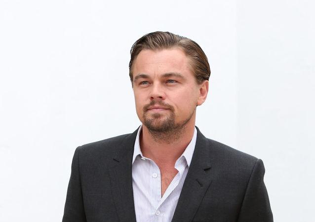 Herec Leonardo Di Caprio