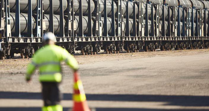 První potrubí Severního proudu 2 ve Finsku