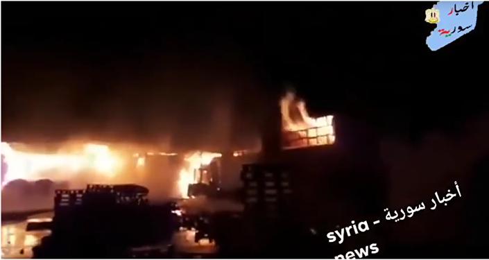 Objevilo se video následků útoku na Sýrii