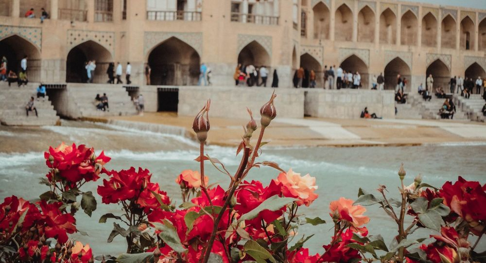 Irán. Ilustrační foto