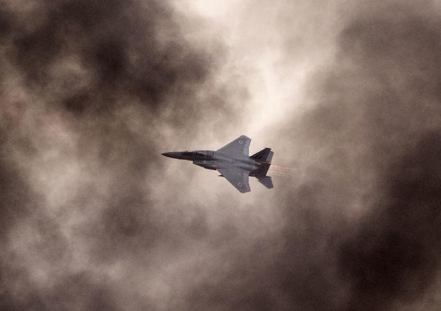 F-15 izraelského letectva