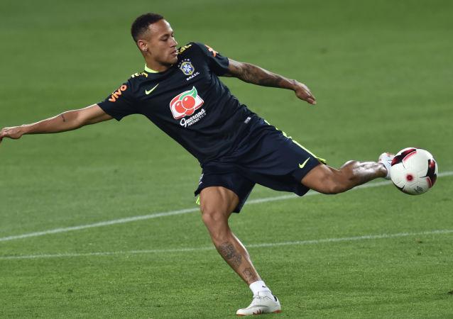 Fotbalista Neymar