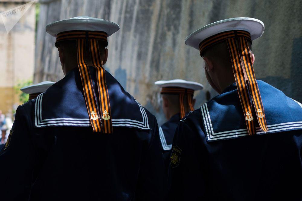 Oslavy 235. výročí Černomořské flotily
