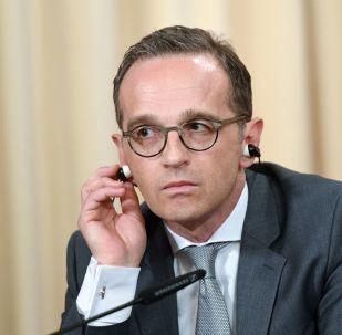 Ministr zahraničních věcí Spolkové republiky Německo Heiko Maas