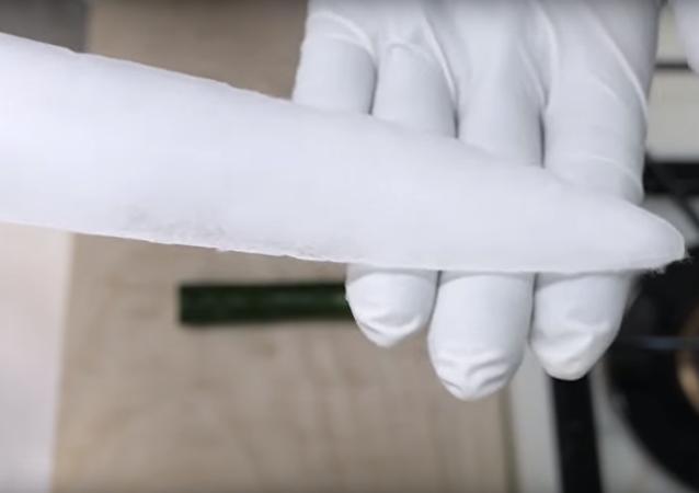 Japonci ukázali, jak udělat nůž z vody