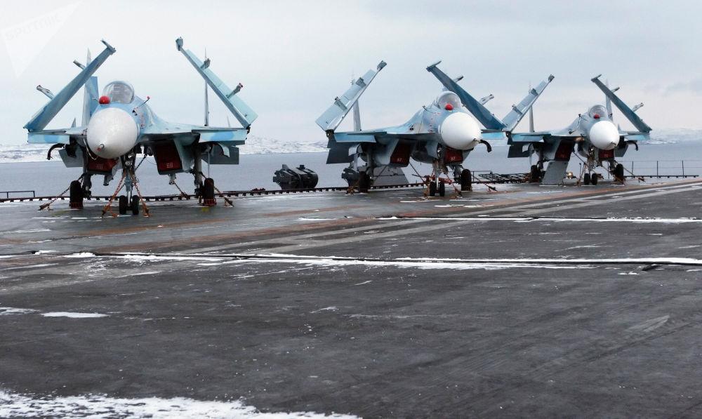 Nejlepší ruské stíhací letouny podle zpravodaje The National Interest