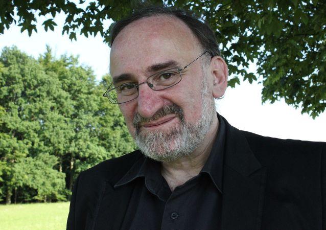 Předseda české Asociace nezávislých médií Stanislav Novotný. Ilustrační foto