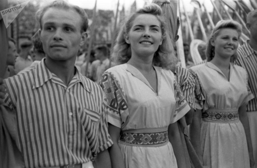 Kult sportu. 99 let od provedení první spartakiádní přehlídky v Moskvě