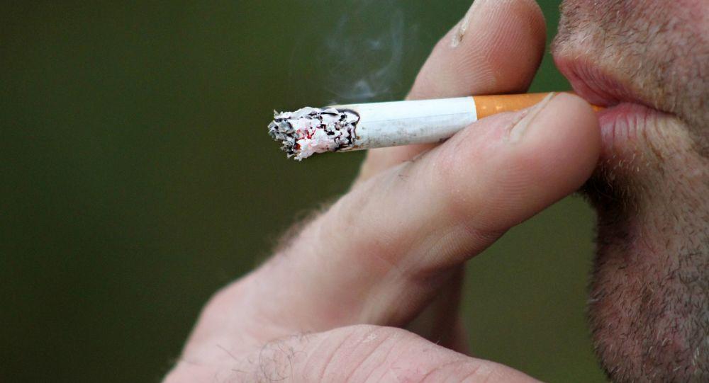 Kouření ilustrační foto