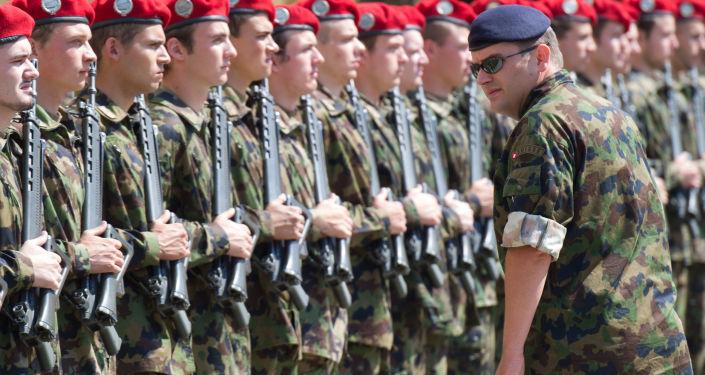 Vojáci armády Švédska