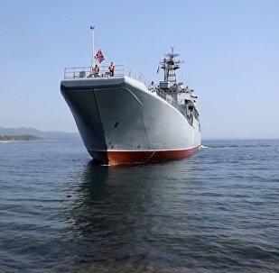 Den tichooceánského loďstva