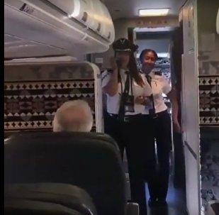 Černošské pilotkyně