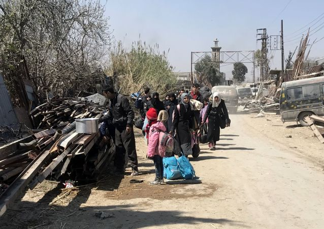 humanitární koridor