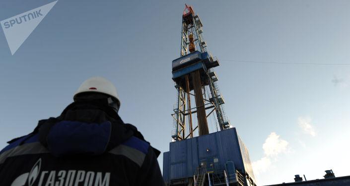 Zařízení Gazpromu v Jamalo-něneckém autonomním okruhu